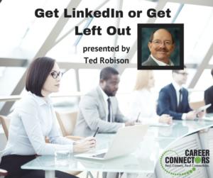 Get LinkedIn or Get Left Out Feb 2017
