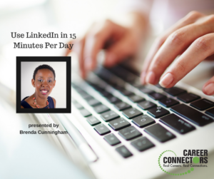 Use LinkedIn in 15 Minutes Per Day