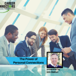 Power of Personal Connections