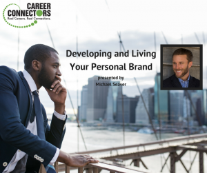 Developing and Living your Personal Brand