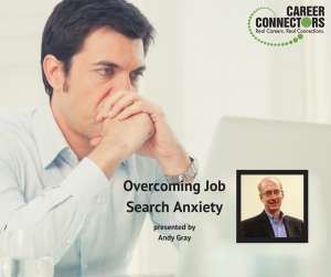 Overcoming Job Search Anxiety