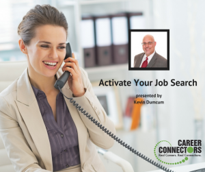 Activate Your Job Search