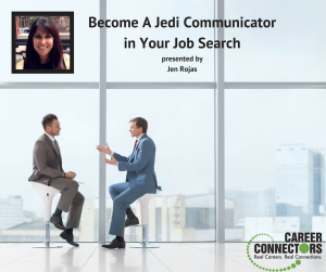 Jedi Communicator with Jennifer Rojas