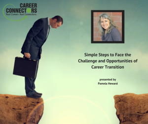 Simple Steps to Face the Challenge and Opportunity of Career Transition