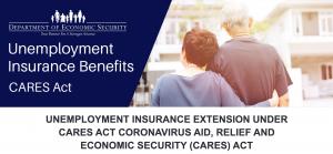 Unemployment Insurance Extension Under CARES Act