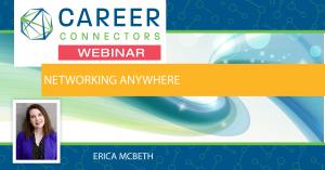 Erica McBeth Networking Anywhere